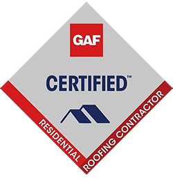 GAF Certified badge